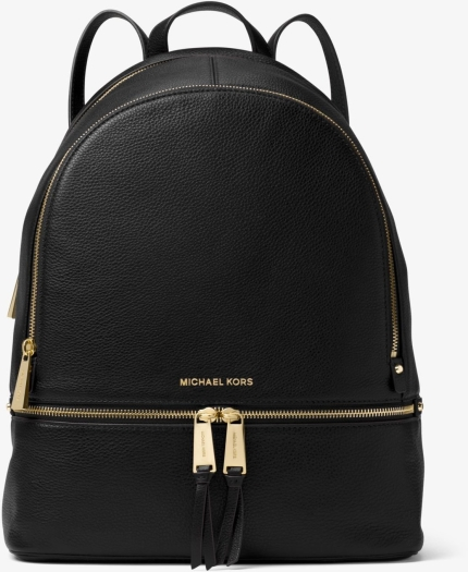 af9e2a7c2 Michael Kors Rhea Medium Leather Backpack in duty-free at airport ...