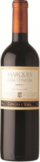 Marques de Casa Concha Merlot Peumo Dry Red 0.75L