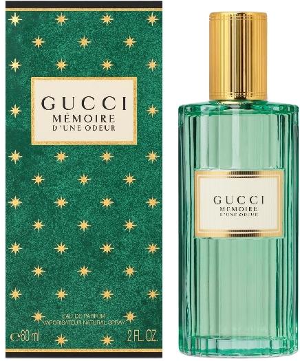 Gucci Memoire D'Une Odeur Eau de Parfum 60ML