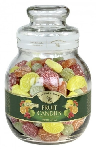 Cavendish&Harvey Fruit Candies 966g