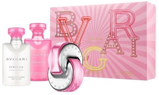Bvlgari Omnia Pink Sapphire Set 40ml+40ml+40ml