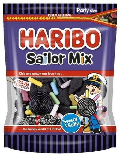Haribo Sailor Mix 10034454 700g