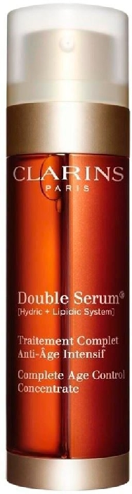Clarins Essential Care Double Serum Jumbo Size
