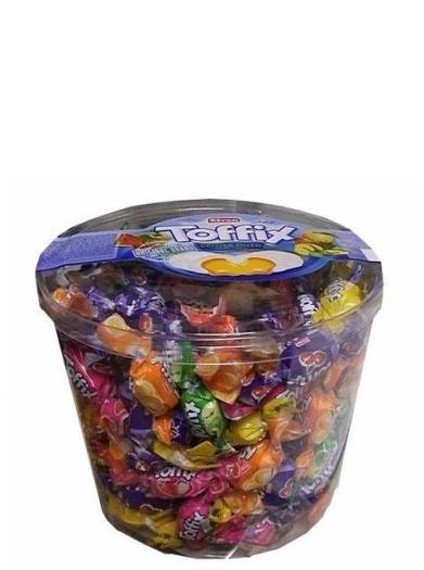 Elvan Toffix Center Filled Soft Candy 800g