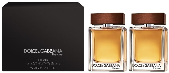 Dolce&Gabbana The One Duo Set