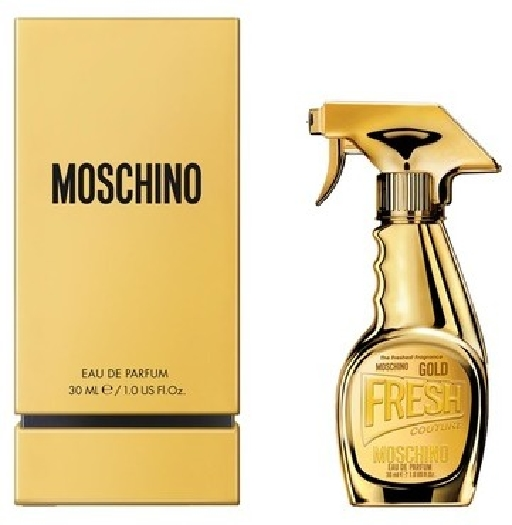 Moschino Gold Fresh Couture Parfum Natural Spray 30ML