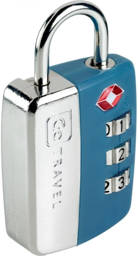 Go Travel TSA Combination Padlock 336