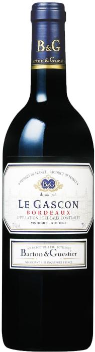 Barton&Guestier Le Gascon Red 1L