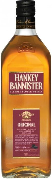 Hankey Bannister Original Scotch Whisky 1L