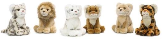 WWF Wild Cat Babies