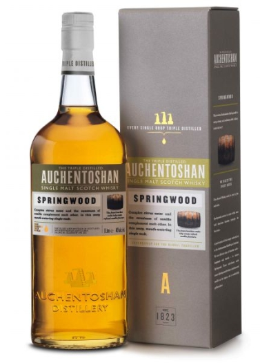 Auchentoshan Springwood 1L