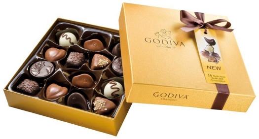 Godiva Gold 165 g