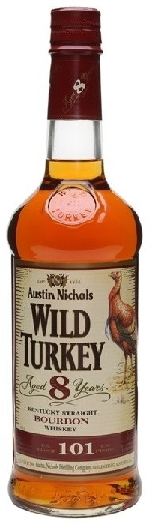 Wild Turkey Whiskey 101 50,5% 1L
