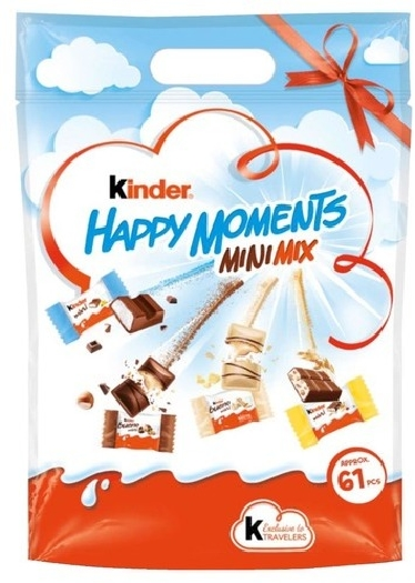 Kinder Happy Moments Mini Mix 338g