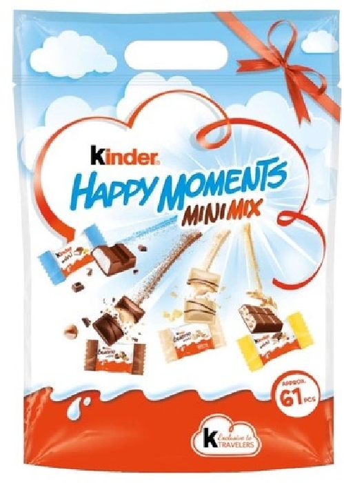 Kinder Happy Moments Mini Mix 338g
