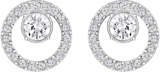 Swarovski Creativity Circle Small Pierced 5201707 Earrings
