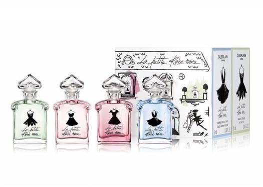 Guerlain La Petite Robe Noire Miniatures Perfume Coffret Set