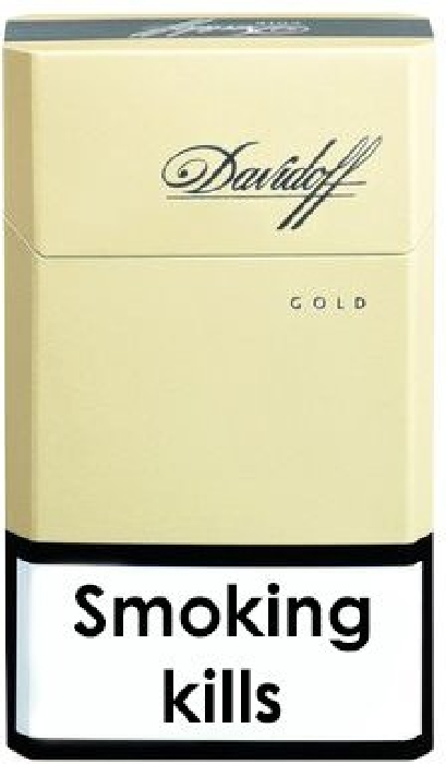 Davidoff Gold Pack