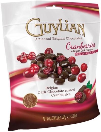 Guylian Dark Chocolate Cranberries Standard 150g