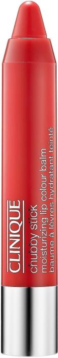 Clinique Chubby Stick Moisturizing Lip Colour Balm Two Ton Tomato 3g