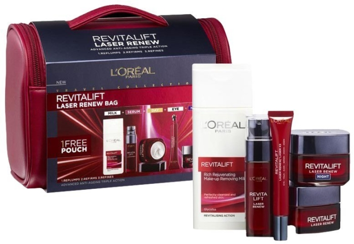 L'Oreal Revitalift Laser Renew Set 345ml