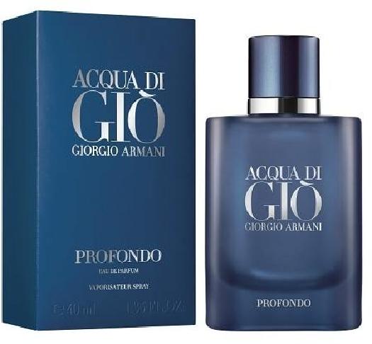 Giorgio Armani Acqua di Gio Profondo Eau de Parfum LB304000 40ml