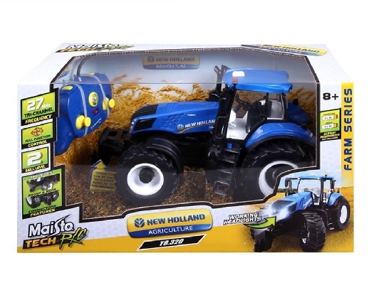 Maisto, 116 Farm Tractor New Holland T8.320
