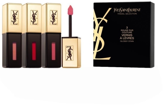 Yves Saint Laurent Rouge pur Couture Lipstick Set 3x6ml