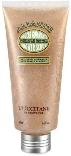 L'Occitane en Provence Almond Shower Scrub 200ml