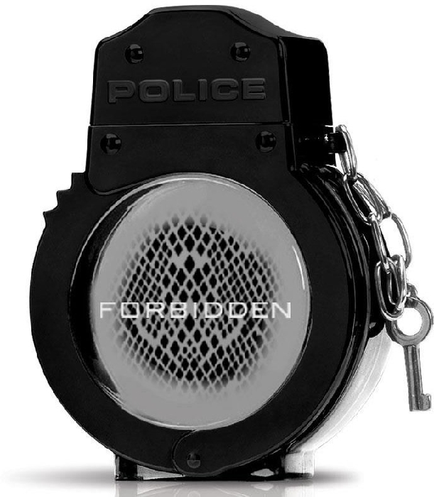 Police Forbidden For Men EdT 100ml