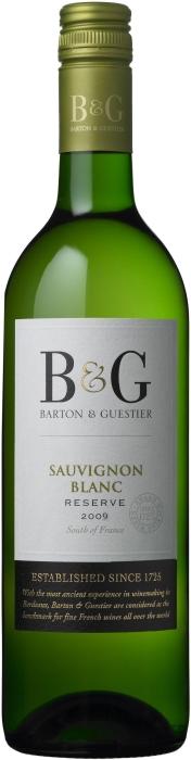 Barton&Guestier Sauvignon Blanc 0,75L