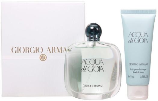 Armani Acqua Di Gioia Value Set EdP 100ml + 75ml