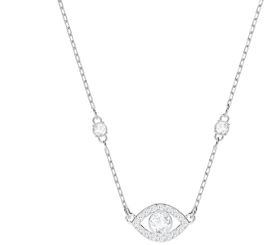 Swarovski Luckily Evil Eye Necklace