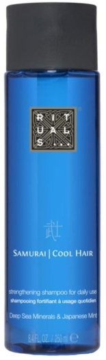 Rituals Samurai Men Cool Hair Shampoo 250ml