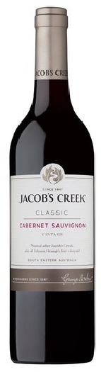 Jacob's Creek Cabernet Sauvignon 0.75L