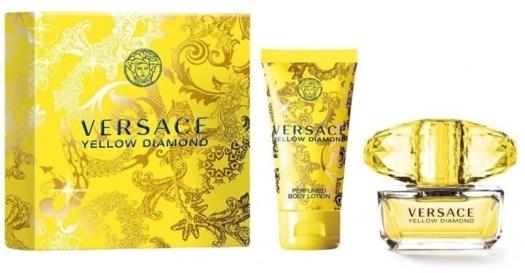 Versace Yellow Diamond Set EdT 50ml + 100ml