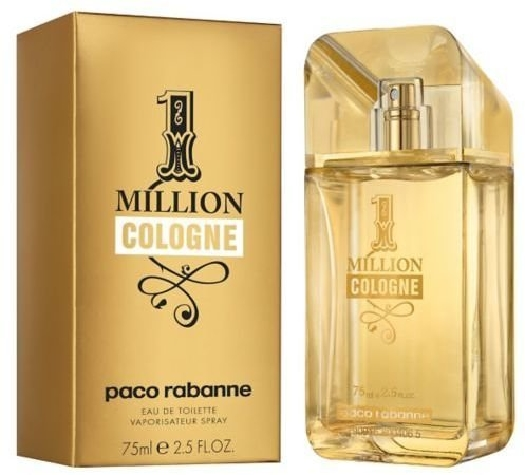 Paco Rabanne 1 Million Cologne Eau de Cologne 75ml