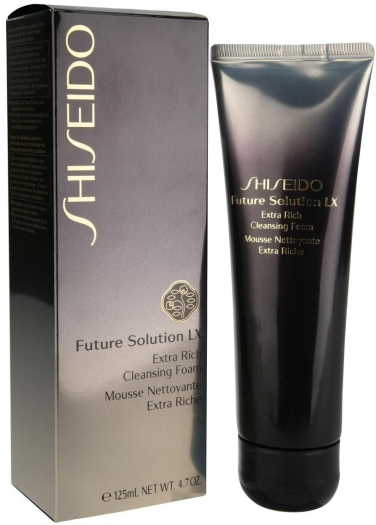 Shiseido Future Solution Extra Rich Cleansing Foam 125ml