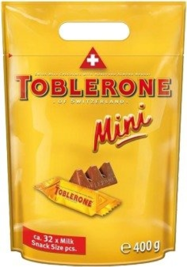 Toblerone Gold Minis 400g