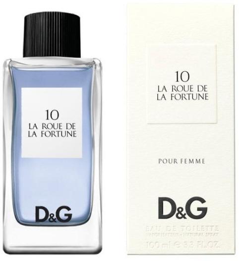 Dolce&Gabbana La Roue de La Fortune 10 EdT 100ml