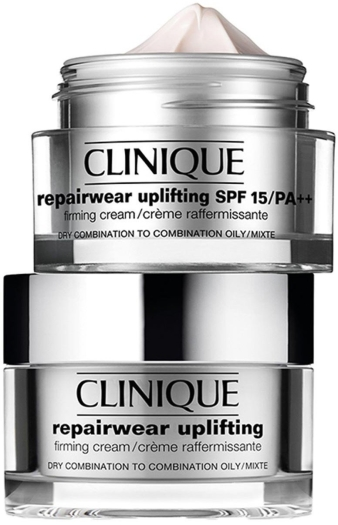 Clinique Repairwear Uplifting SPF15 Firming Cream Duo 2x50ml
