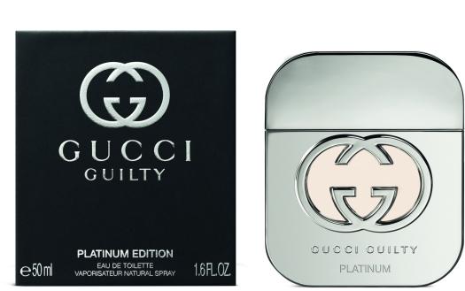 Gucci Guilty Platinum EdT 50ml
