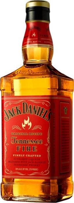 Jack Daniel's Tennessee Fire 1L
