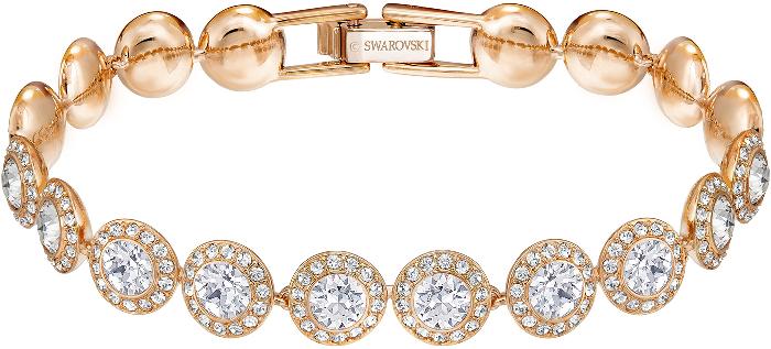 Swarovski Angelic Round Crystal Bracelet