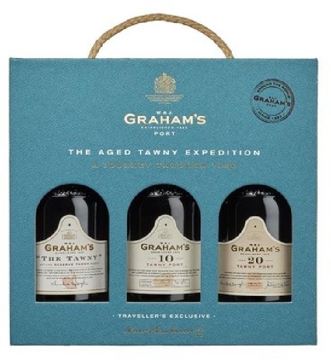 Graham's Tawny Pack 20% 3x0.2L 0.2L