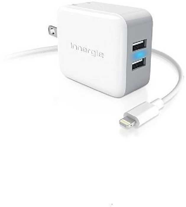 Innergie Wall Kit EU 17W 2X USB Lightning