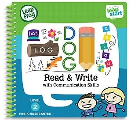 LeapFrog Read and Write Activity Book