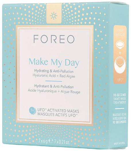 Foreo UFO Mask Make My Day x 7 moisturizing