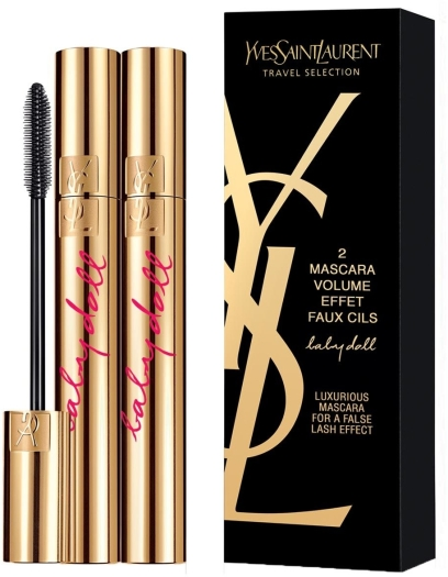 Yves Saint Laurent Duo Mascara Set Baby Doll
