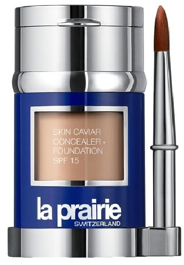La Prairie Skin Caviar Concealer SPF 15 Foundation N°08 Tender Ivory 30 ml